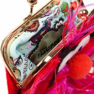 Irregular choice louder purse 4
