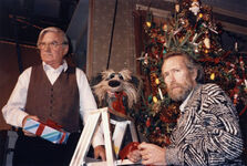 MFC bts Gerry Parkes and Jim Henson