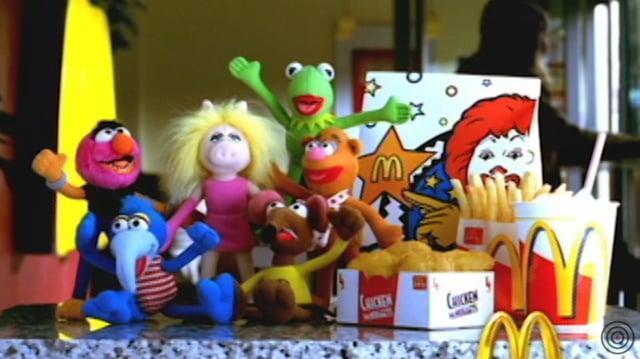 McDonald's - Muppet Show (Australia)