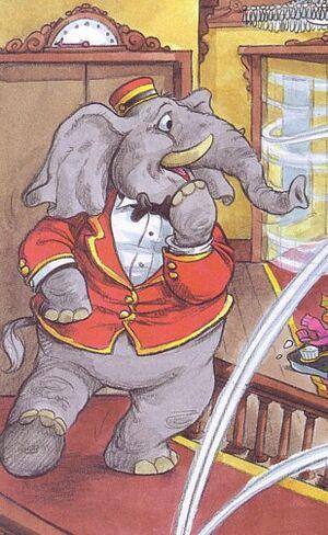 Otistheelephant