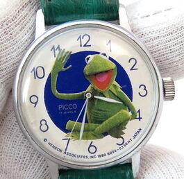 Picco kermit photo watch 1