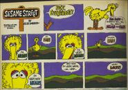 SScomic nearfarbigbird