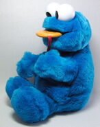 Tyco 1997 yum yum cookie monster 4