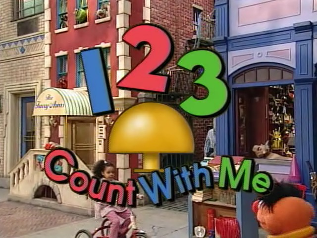 123 Count with Me (video) | Muppet Wiki | FANDOM powered by