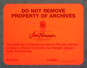 ArchivesSticker