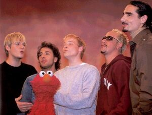 Backstreet Boys Muppet Wiki Fandom Powered By Wikia