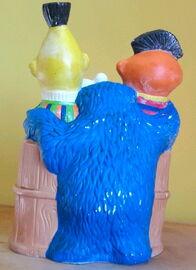 California originals 1977 cookie jar
