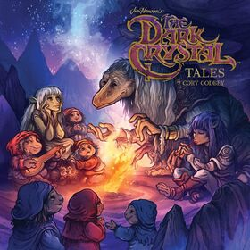 The Dark Crystal Tales book cover