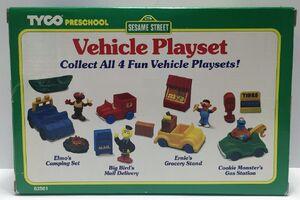 Vehicleplaysets