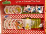 Sesame Street tea set