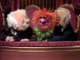 Characters who have been in Statler and Waldorf's box