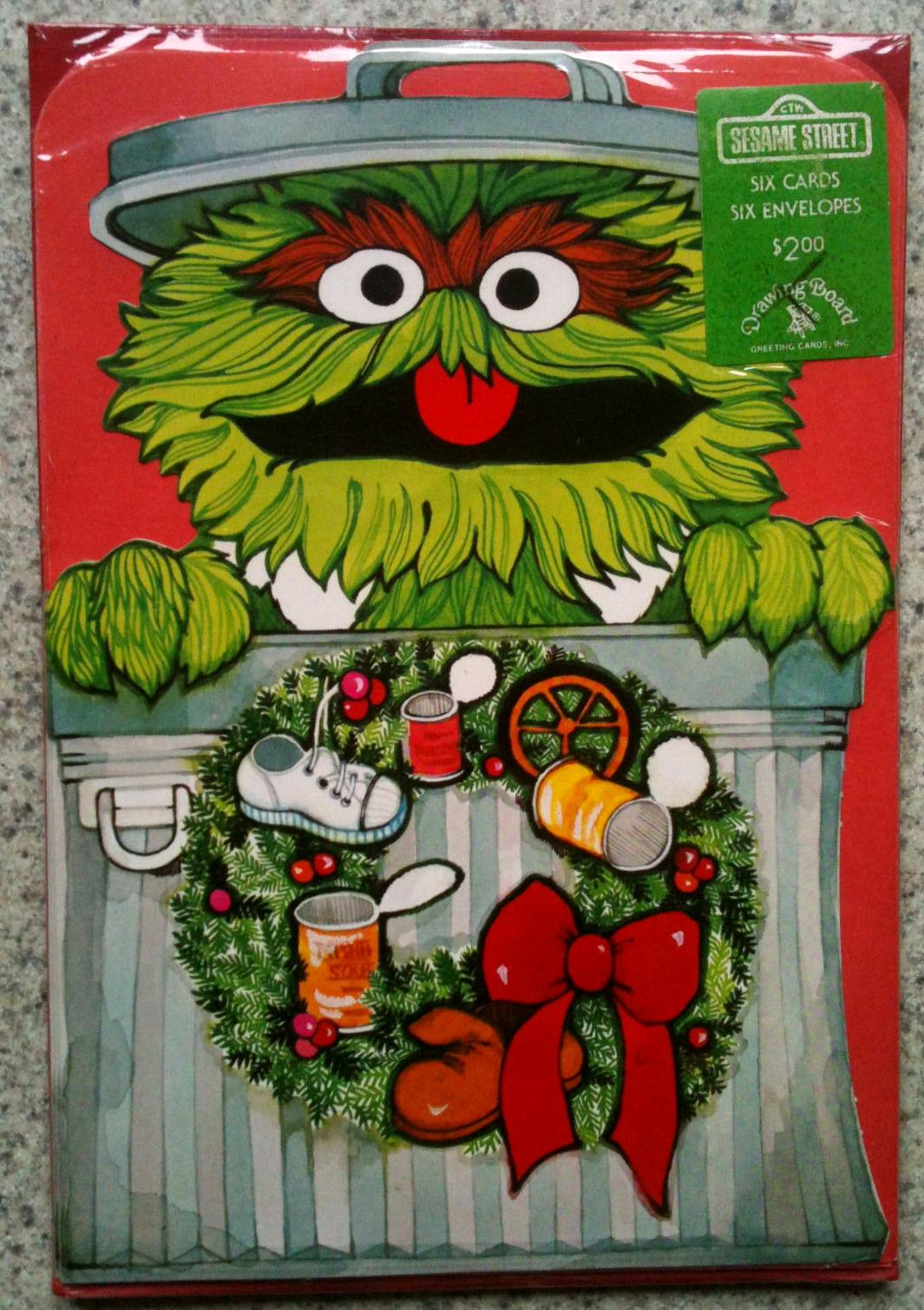 Image - Drawing board 1977 oscar christmas cards.jpg | Muppet Wiki ...