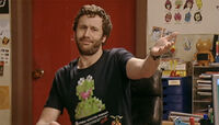 IT Crowd Are We Not Men