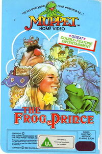 The Frog Prince UK CED