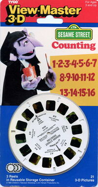 View-master counting 1990