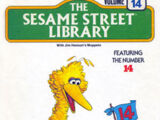 The Sesame Street Library Volume 14