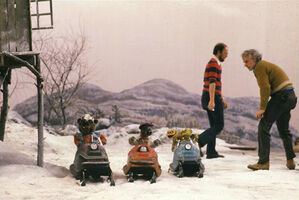 Emmet snowmobile