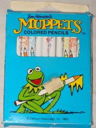 Empire pencil 1983 set 1