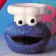 Enesco1993CookieMonsterMug