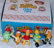 H c ford & sons german fraggle pencil tops 1
