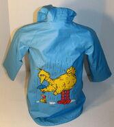 Jc penney big bird raincoat 3