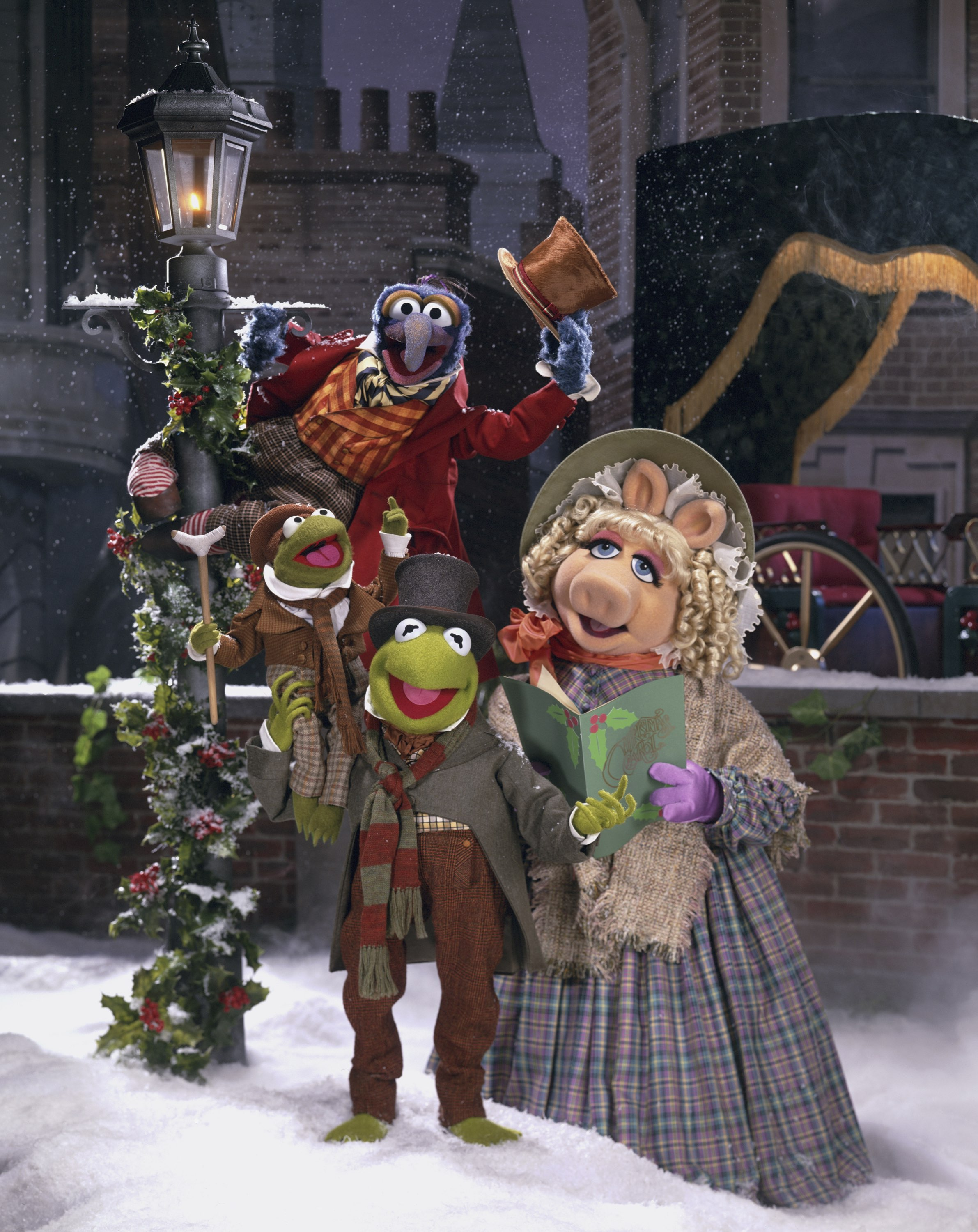Christmas Carol Characters.The Muppet Christmas Carol Muppet Wiki Fandom Powered By