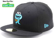 New era 59fifty fits cap little monster cookie monster 1