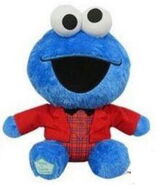 Shinee plush 32cm 1 cookie monster