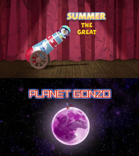 Summer the Great - Planet Gonzo