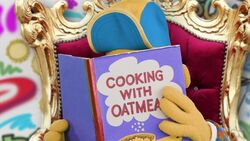 Cooking with Oatmeal Fresh Prince