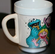 Dawn 1978 joe mathieu plastic sesame cup 4