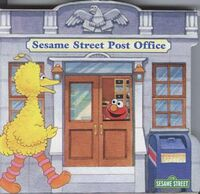 Sesame Street Post Office