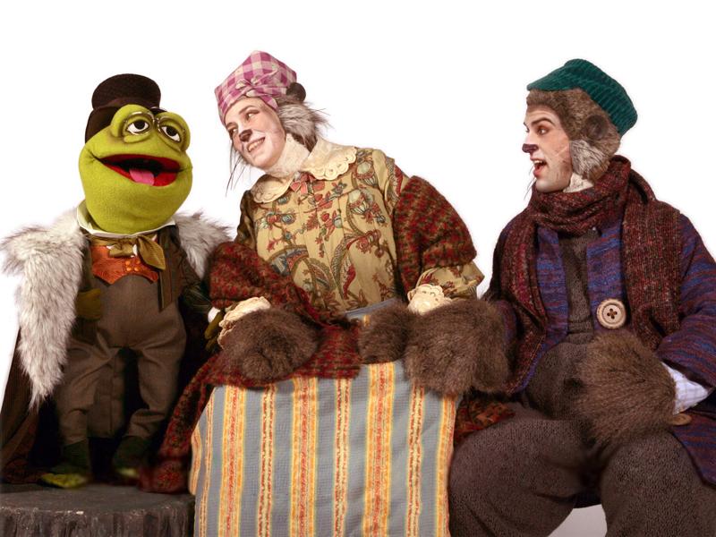Emmet Otter Jug Band Christmas.Emmet Otter S Jug Band Christmas Stage Show Muppet Wiki