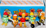 H c ford & sons german fraggle pencil tops 3