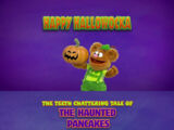 Episode 115: Happy Hallowocka / The Teeth Chattering Tale of the Haunted Pancakes