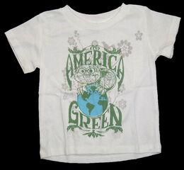 Junk food oscar keep america green