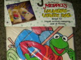 Muppet laundry bags