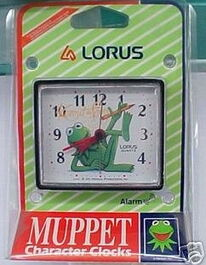 Lorus kf clock