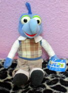 Play by play 1998 muppets inc gonzo doll 1