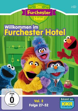 Sesamstrasse - Das Furchester-Hotel - Willkommen im Furchester-Hotel Vol. 2 (Folge 27-52) (2016-03-11)