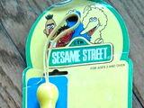 Sesame Street umbrellas (Tara Toys)