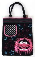 Animal stars tote bag