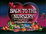 Episode 316: Back to the Nursery