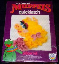 Craft master fundimensions 1982 piggy crafts kits 3