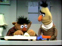 Ernie and Bert Sketches: Apartment | Muppet Wiki | FANDOM powered by