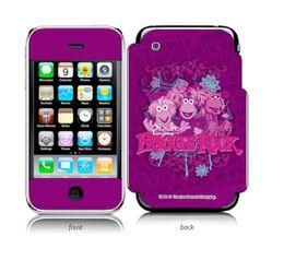 Fraggle Rock iPhone Skin 1