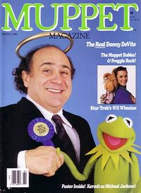 Muppet Magazine issue 22