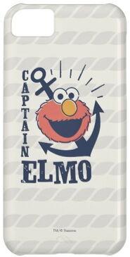 Zazzle captain elmo