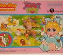 Muppet Babies Rub n' Play Transfer Set