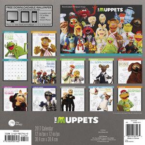 Muppets 2017 calendar 5